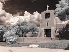 San Miguel Mission exterior