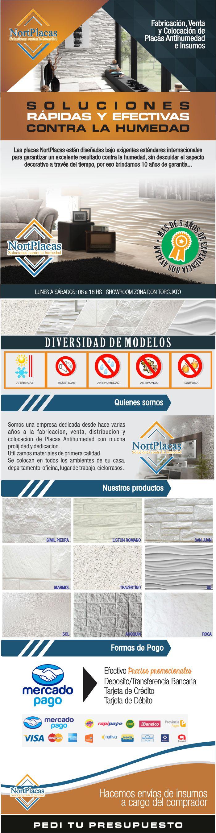 Plantilla Mercado Libre NortPlacas PRODUCTO
