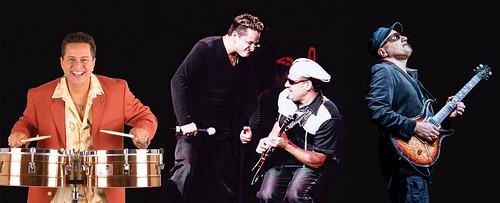 Tito Puente Jr. with The Rico Monaco Band