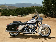Harley-Davidson 1584 ROAD KING CLASSIC FLHRCI 2007 - 14