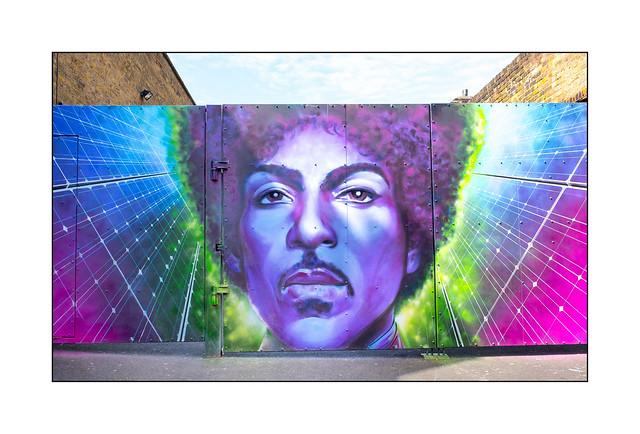 Street Art (Irony), North London,England.