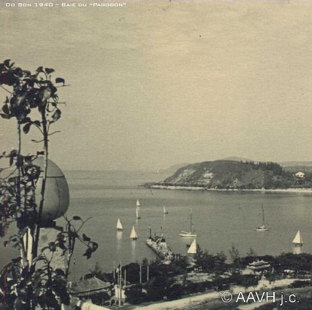 AP3880-Guioneau - Tonkin, Do Son, 1940 – Baie du «Pagodon» - Bãi biển