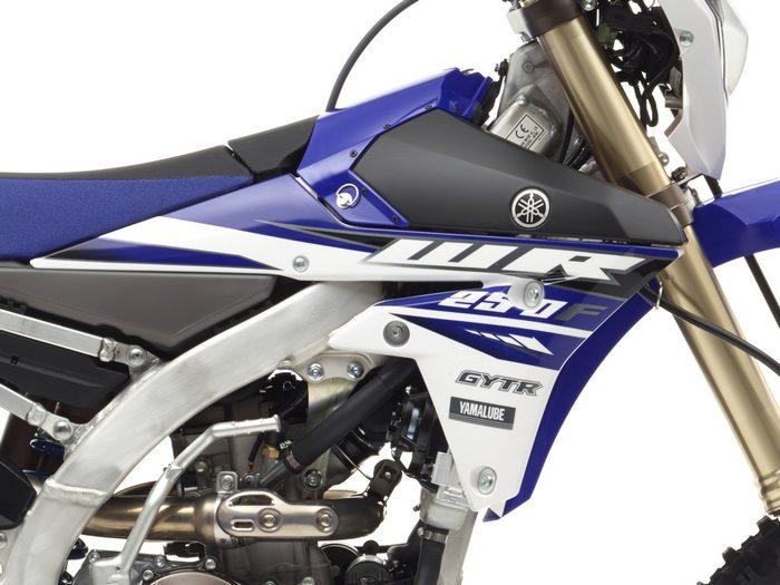 Yamaha WR 250 F 2015 - 10
