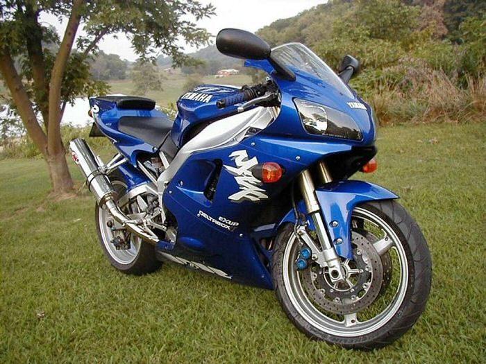 Yamaha YZF-R1 1000 2000 - 6