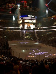 PPG Paints Arena Stanley Cup Championship