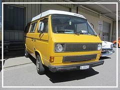 VW Transporter T3 Westfalia