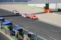 In Race - Porsche SuperCup