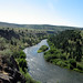 Small photo of Trail Creek Campground along Blackfoot River