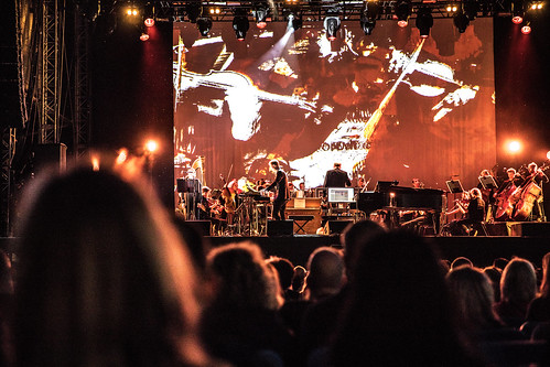 Max Richter - Nocturne Live at Blenheim Palace - Filippo L'Astorina - The Upcoming -76