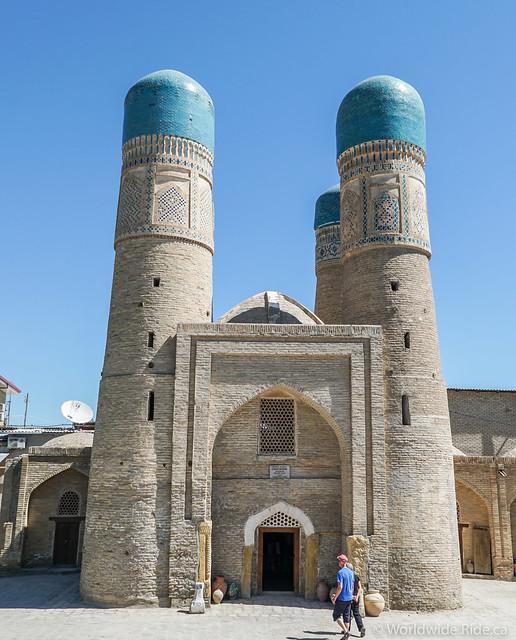 Bukara Uzbekistan-2