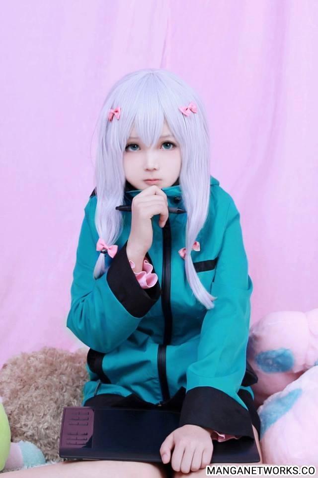 34863812224 d661815fc9 o Phát cuồng với bộ ảnh cosplay Sagiri Izumi ( Eromanga sensei ) giống  y như đúc