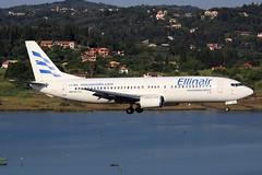 Ellinair  Boeing 737-4S3 LY-PGC