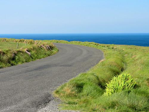 ireland éire eire clare county anclár loophead cliffs fooagh sea wildatlanticway foohagh
