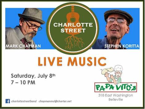 Charlotte Street 7-8-17