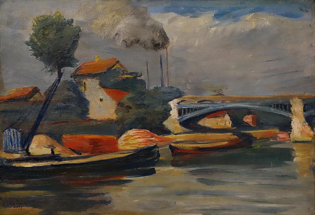 Armenian impressionism_41_Saryan