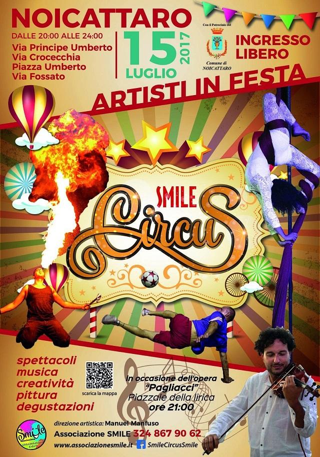 Noicattaro. Smile Circus intero1