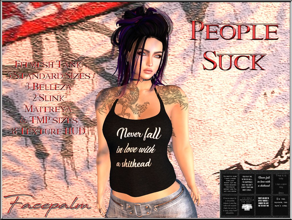 +FCC+ People Suck - SecondLifeHub.com