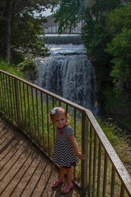 Grace at Vermillion Falls