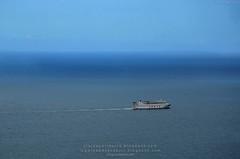 Ferry desde el mirador
