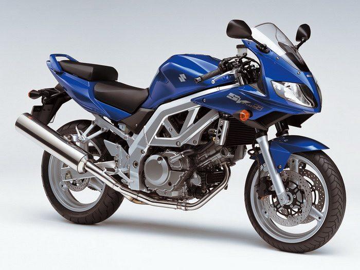 Suzuki SVS 650 2003 - 1