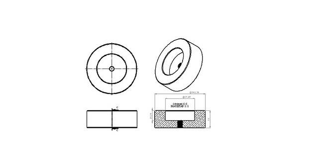 основа для телескопа3