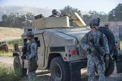 Military Police at WAREX