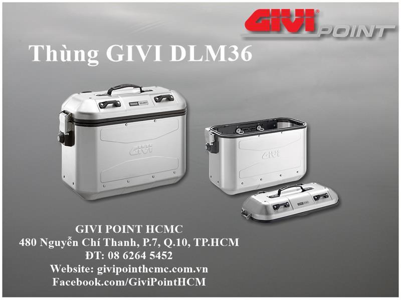 Thung xe Givi - 23