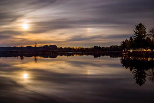 Moon Reflections (Explored)