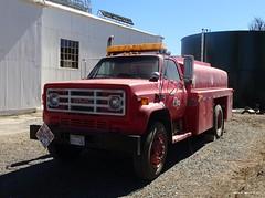 Los Angeles County CA Fire Dept - HeliTender 6 - GMC Fuel Truck (2)