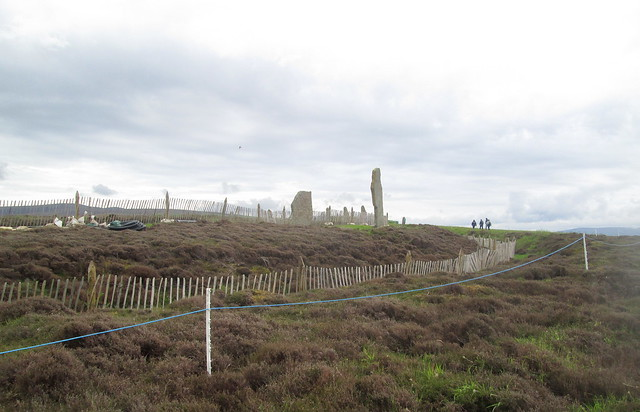 Ring of Brodgar From Perimeter