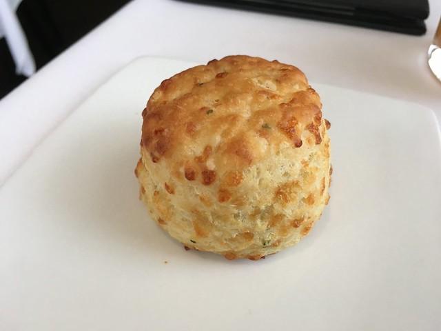 Cheddar chive buttermilk biscuit - Volt