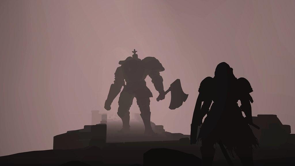 Shadow of the Colossus | Dark Souls | Game: Dark Souls: Prep