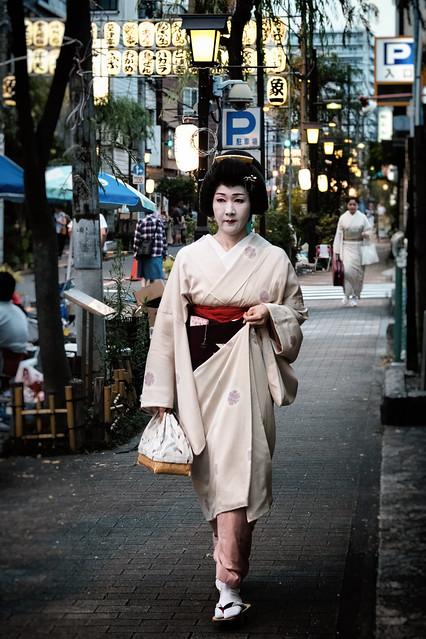 Asakusa Geisha 2