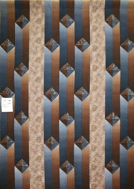 039: Steve's Quilt—Lisa Berard