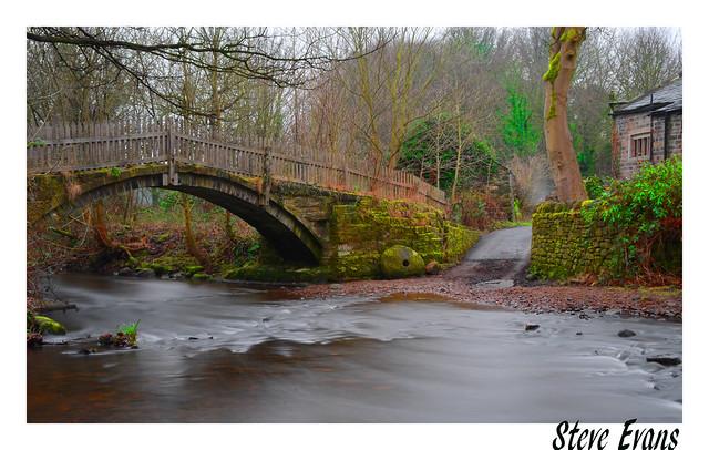 Beckfoot Packhorse Bridge