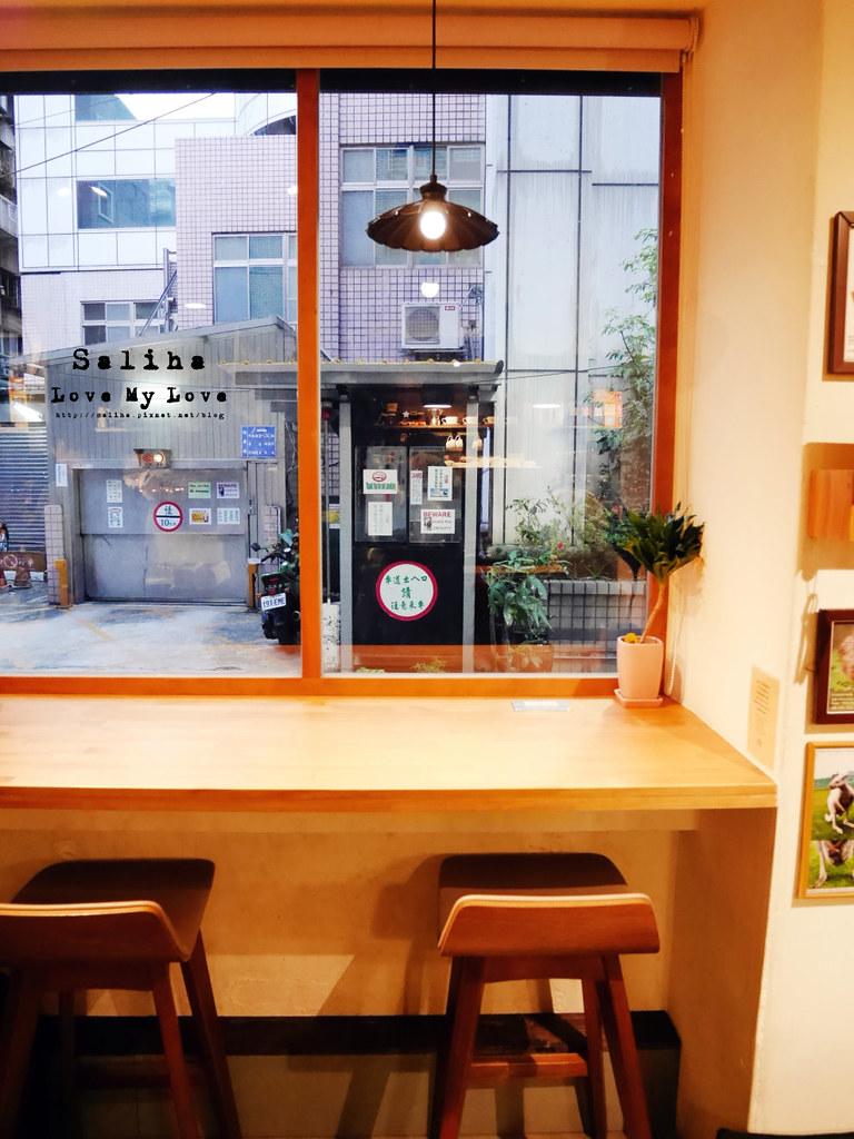 台北中山區咖啡館推薦Aussie Cafe 澳氏咖啡早午餐 (5)
