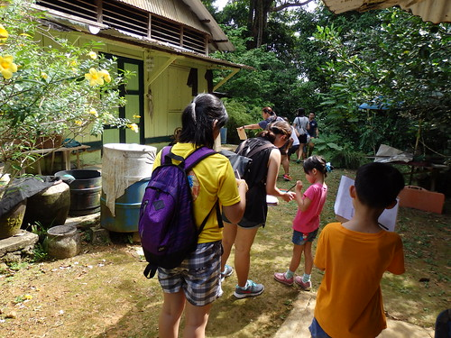 Build a Kampung House - an ArKIDecture workshop for kids and parents at Pesta Ubin