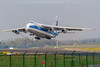 Antonov 124 Volga-Dnepr (RA-82044) @ Liège Airport