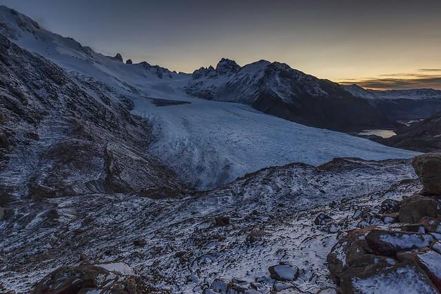 9529 Glaciar Río Túnel Inferior  (Patagonia Argentina)