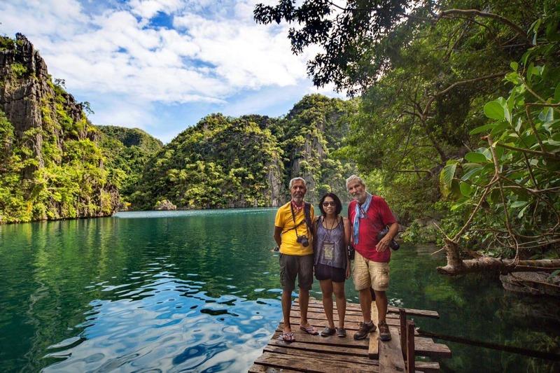 Kinh nghiệm du lịch bụi Coron Palawan Philippines