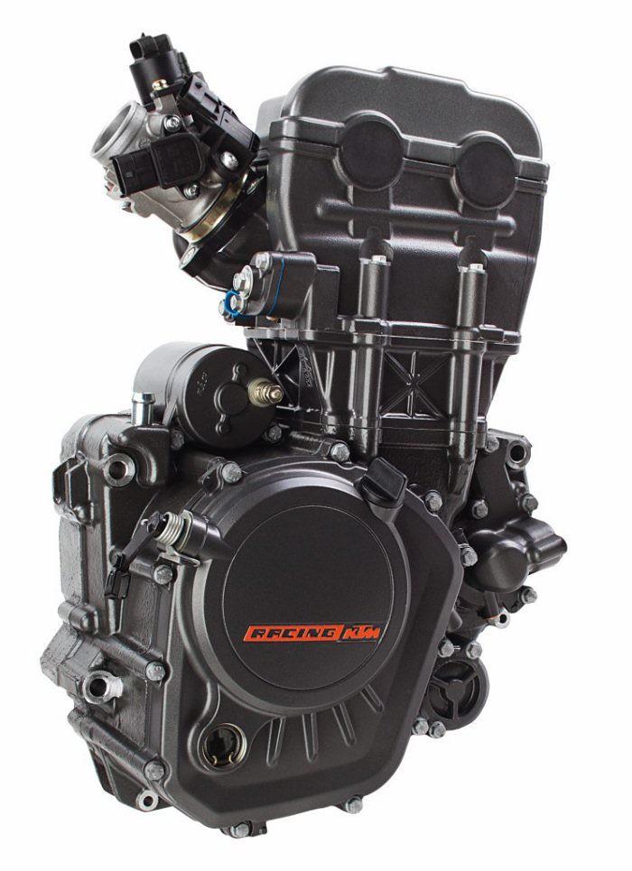 KTM RC 125 2016 - 1
