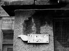 'Sewing Room' - Ospadal Inntinn R�oghail Ghlaschu / Glasgow Royal Lunatic Asylum