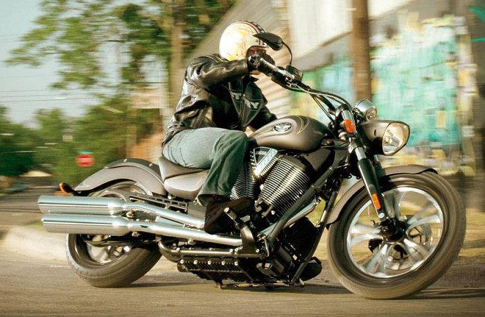 Victory VEGAS 1700 ZACH NESS 2012 - 2