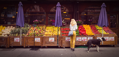 Produce in NYC
