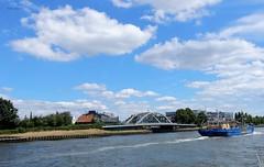 Zicht op de Opburenbrug, Maarssen
