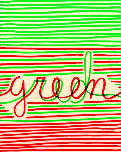 Colorblindness (red/green)