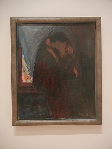 DSCN9176 _ The Kiss, 1897, Edvard Munch, SFMOMA
