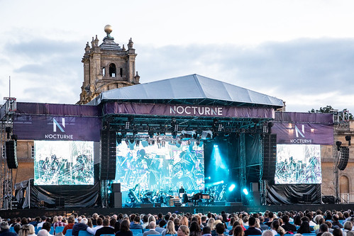 Max Richter - Nocturne Live at Blenheim Palace - Filippo L'Astorina - The Upcoming -59