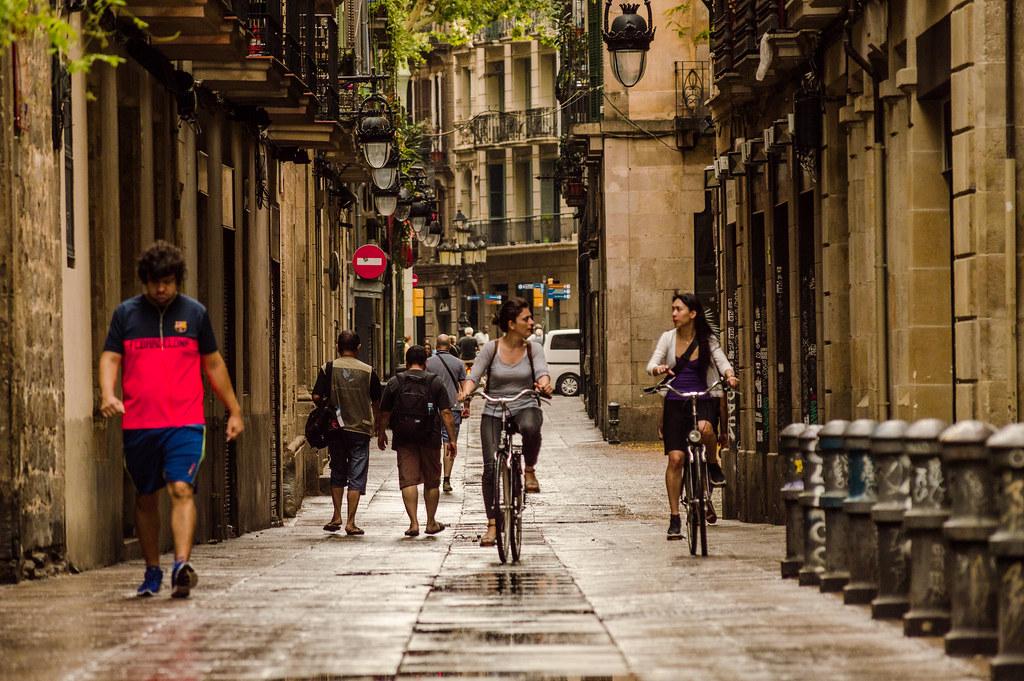 El Raval - Barcelona