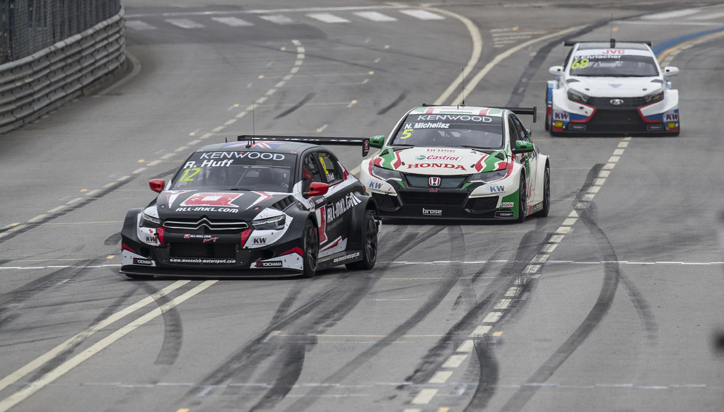 12 HUFF Rob (gbr) Citroen C-Elysee team ALL-INKL.COM Munnich Motorsport action during the 2017 FIA WTCC World Touring Car Championship race of Portugal, Vila Real from june 23 to 25 - Photo Gregory Lenormand / DPPI
